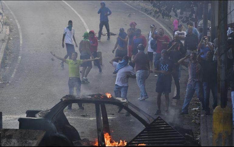 Protestas en Venezuela dejan varios muertos — ONG
