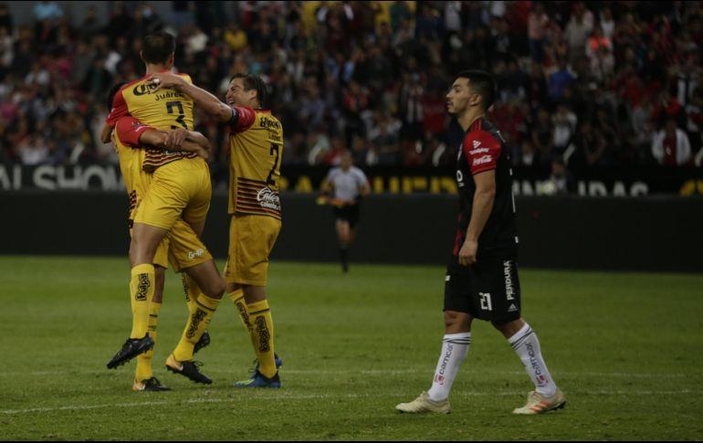 Atlas no puede con Leones Negros en Copa MX