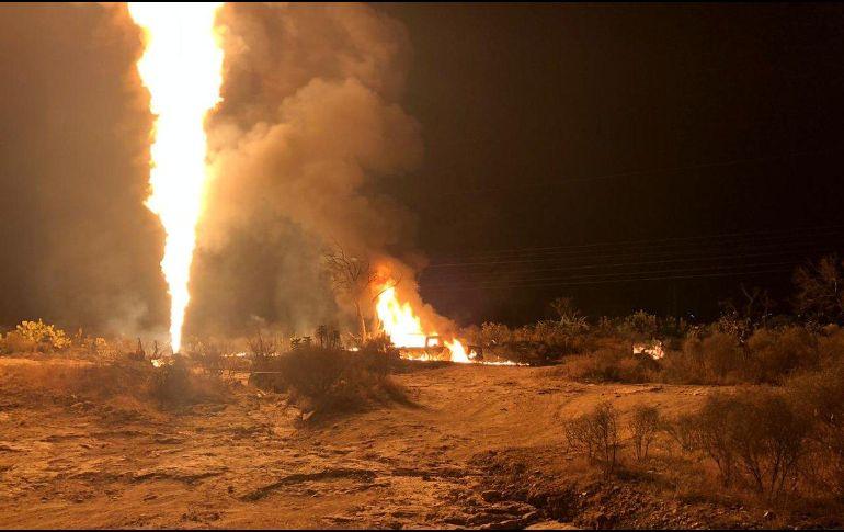 Nueva explosión en toma clandestina de Pemex en Hidalgo por huachicoleo