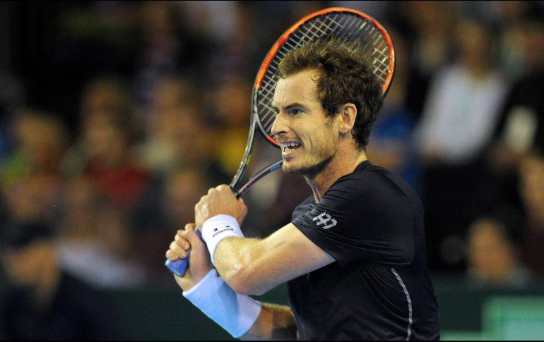 Murray se somete a una nueva operación de cadera en Londres