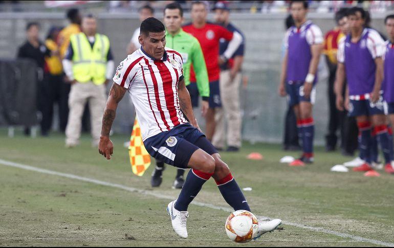 Carlos Salcido, nuevo refuerzo del Veracruz en el CL19