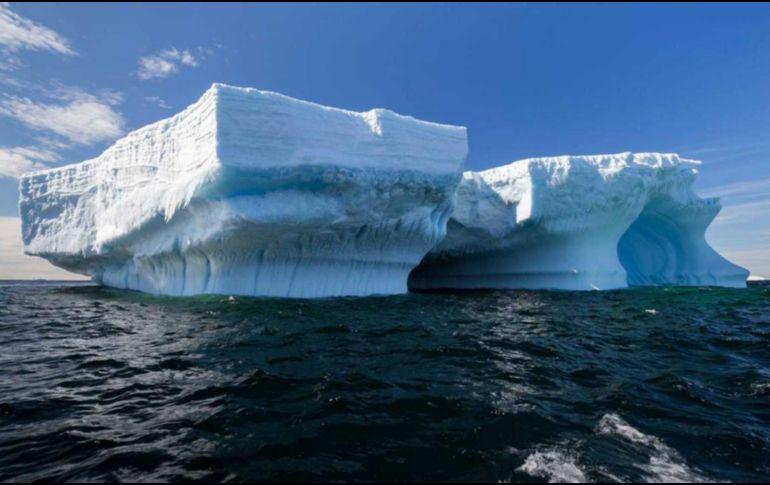 La NASA advierte que un enorme glaciar se está desintegrando - Mundo