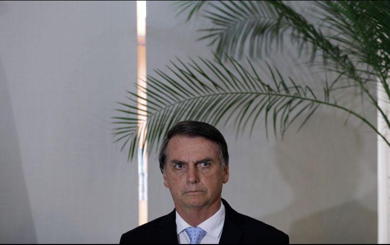 Aplazan alta médica de Bolsonaro por complicaciones tras su operación