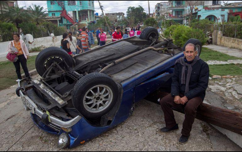 Aumentan a 3780 las viviendas dañadas por intenso tornado en Cuba