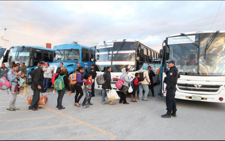 No permitiremos paso de más migrantes a Coahuila: Riquelme Solís