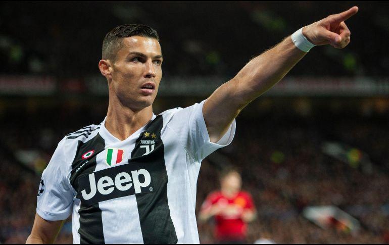 Cristiano Ronaldo Cumple 34 Anos El Informador Noticias De