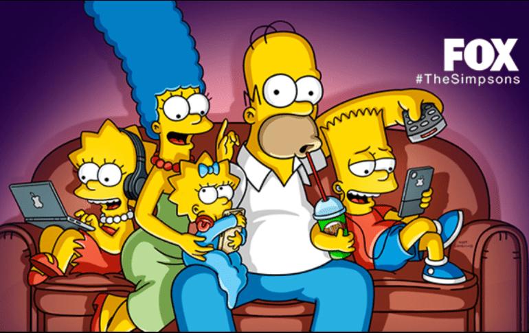 El primer capítulo de la serie fue transmitida el 18 de diciembre de 1989; actualmente cuenta con más de 660 episodios.  FACEBOOK / TheSimpsons