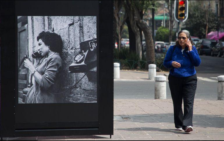 Las imágenes expuestas forman parte del acervo del Museo Archivo de la Fotografía, así como de la fundación Arte & Cultura Grupo Salinas. NTX/A. Guzmán