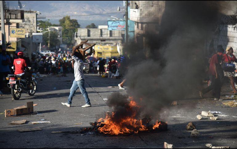 Gobierno convoca a ministros y oposición a protestas — Haití