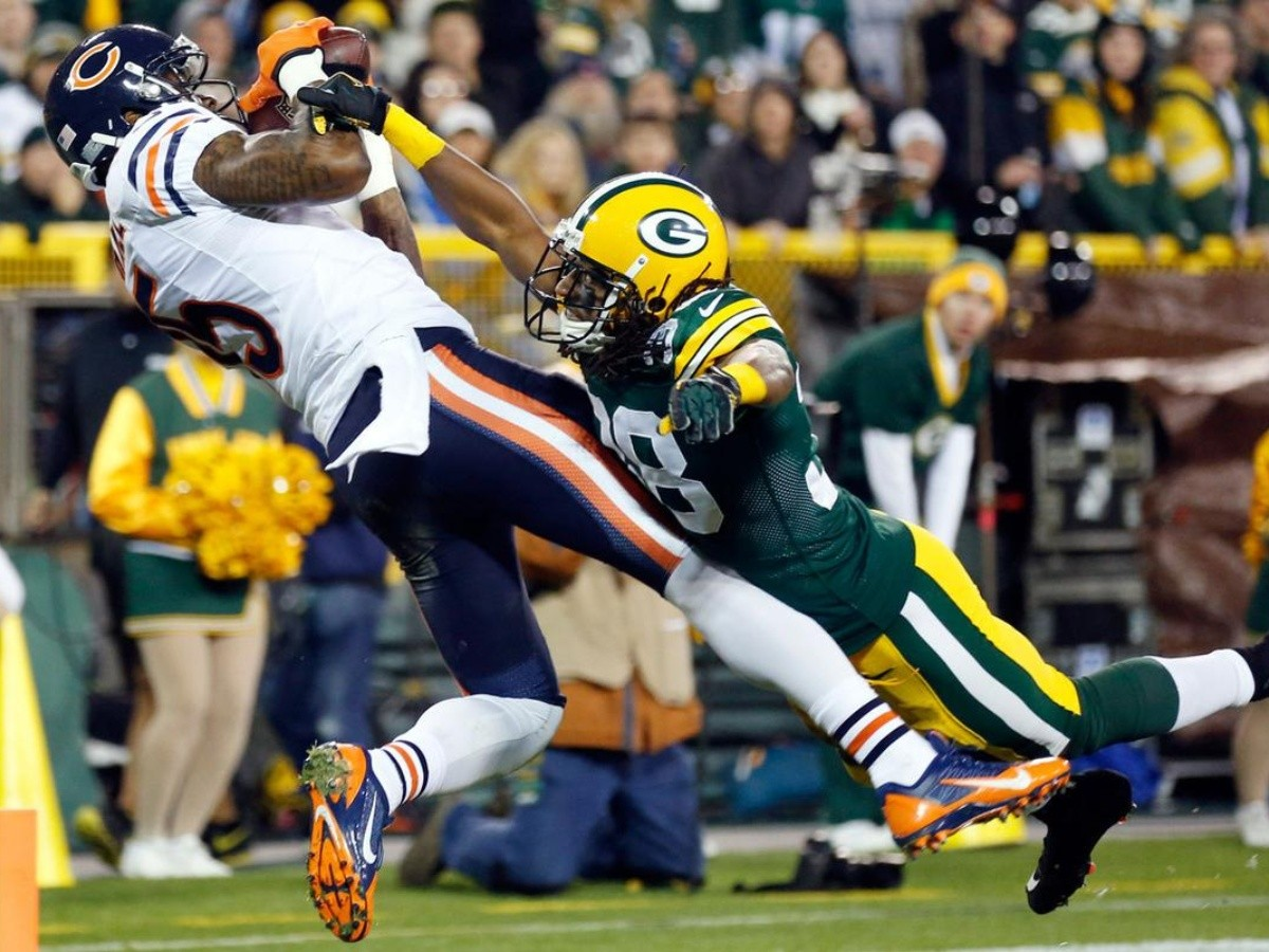Packers y Bears abrirían temporada 100 de la NFL 5500d8568ef