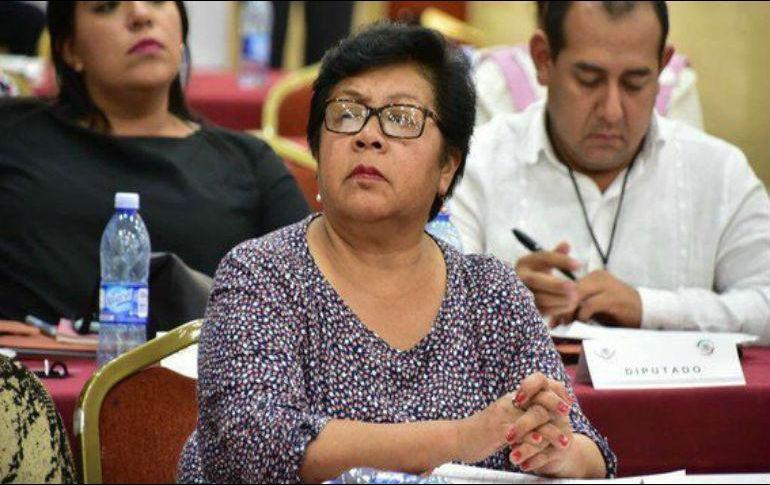 En la plataforma Declaranet, que pertenece a la Secretaría de la Función Pública (SFP), se indica que María Chávez García inició funciones en la Secretaría de Energía desde el 1 de diciembre de 2018. ESPECIAL/
