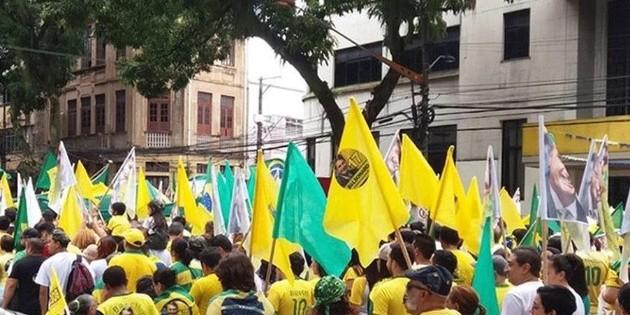 Investigan al partido de Jair Bolsonaro