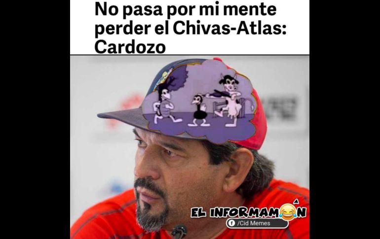 Los Memes Previos Al Clásico Chivas Vs Atlas El Informador