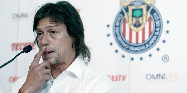 El Clásico es Chivas contra América: Matías Almeyda