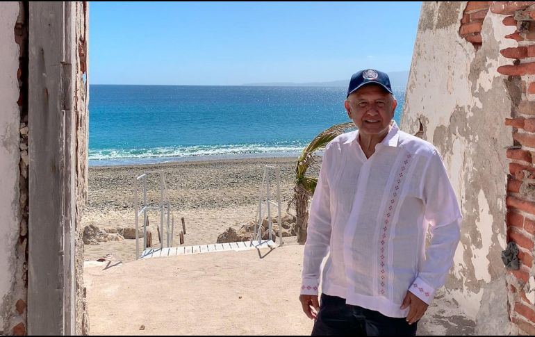 López Obrador anuncia que Islas Marías dejarán de ser prisión