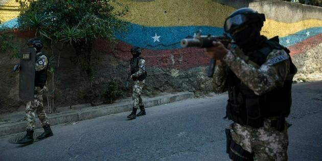 Venezuela cierra su frontera