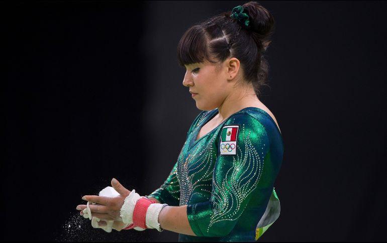 En cuarto lugar queda Alexa Moreno en el Mundial de Australia