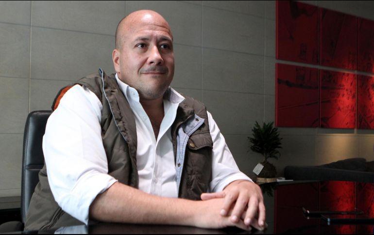 A principios del año, Enrique Alfaro ya había expresado su respaldo a la Guardia Nacional, siempre y cuando esta no tuviera un mando militar. EL INFORMADOR/ ARCHIVO