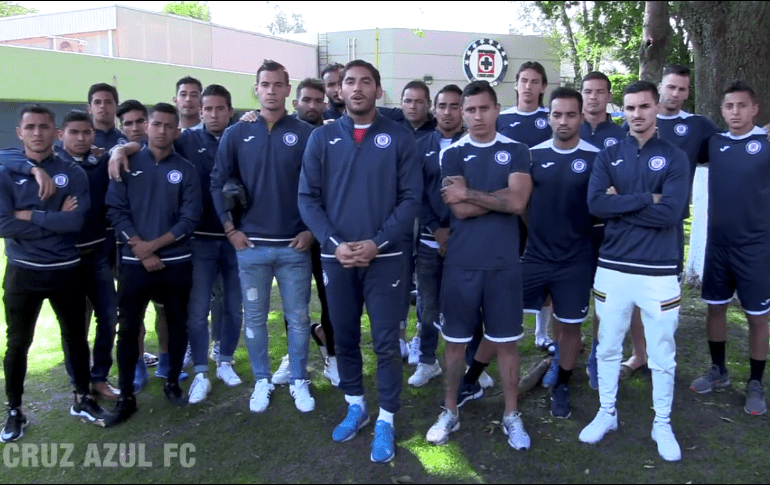 TWITTER/@Cruz_Azul_FC
