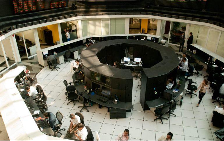 La Bolsa Mexicana cierra jornada con pérdidas