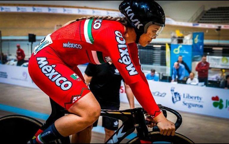 Mexicanas logran histórico cuarto sitio mundial en ciclismo