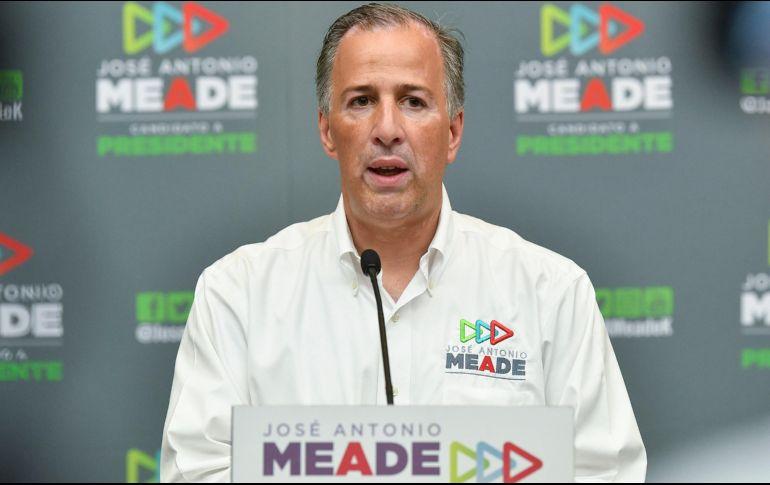 A José Antonio Meade le llega otra oferta de trabajo