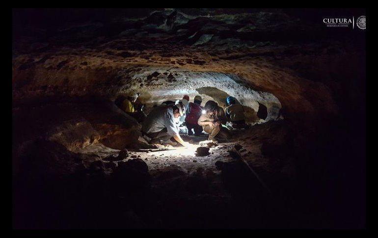Encuentran un 'tesoro' en el santuario subterráneo de Chichén Itzá
