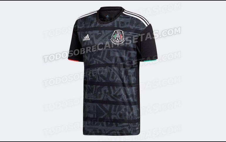 d09842591acd8 Filtran en redes posible nuevo jersey de la Selección Mexicana