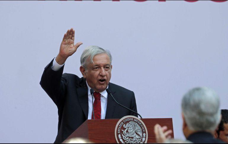 Destaca López Obrador reformas en sus 100 días de gobierno