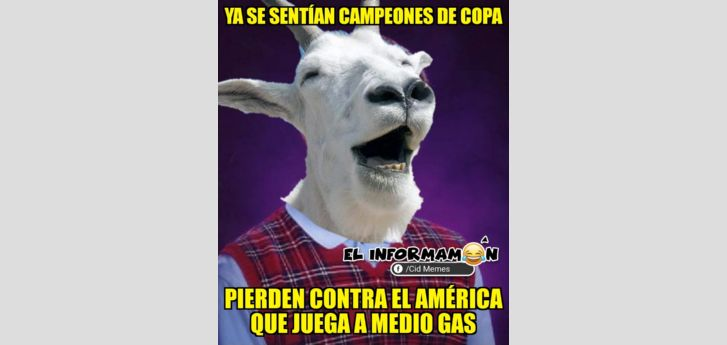 Bad luck, Chivas