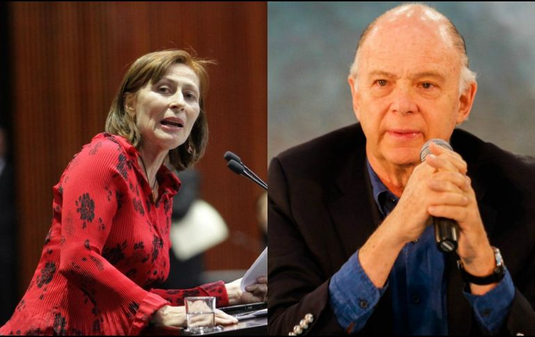 Krauze no descarta acción legal vs Clouthier por difamación en libro