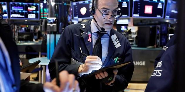 Wall Street registra ganancias en sólido cierre de semana
