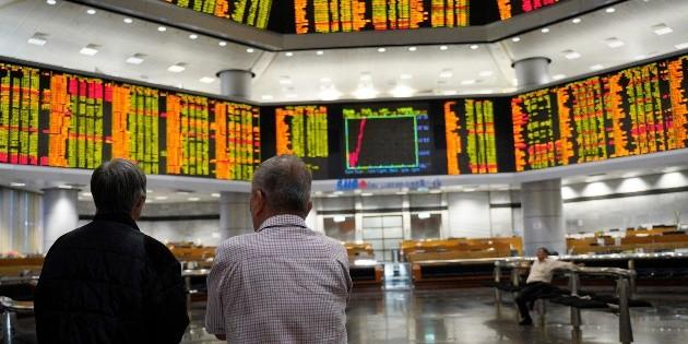 La Bolsa Mexicana cierra con alza, previo al feriado