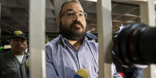 Juez exonera al ex gobernador de Veracruz Flavino Ríos