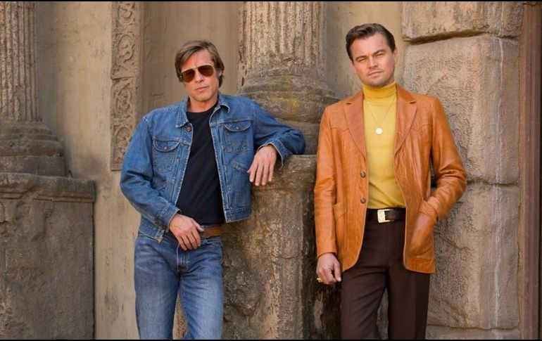 """Once Upon a Time in Hollywood"" es protagonizado por Brad Pitt y Leonardo DiCaprio. FACEBOOK / Once Upon A Time In Hollywood"