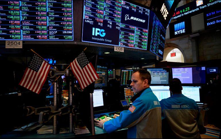 Wall Street cierra mixto y el Dow Jones cede un 0,10 %