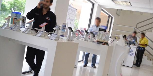 Samsung, líder del mercado de smartphones en México