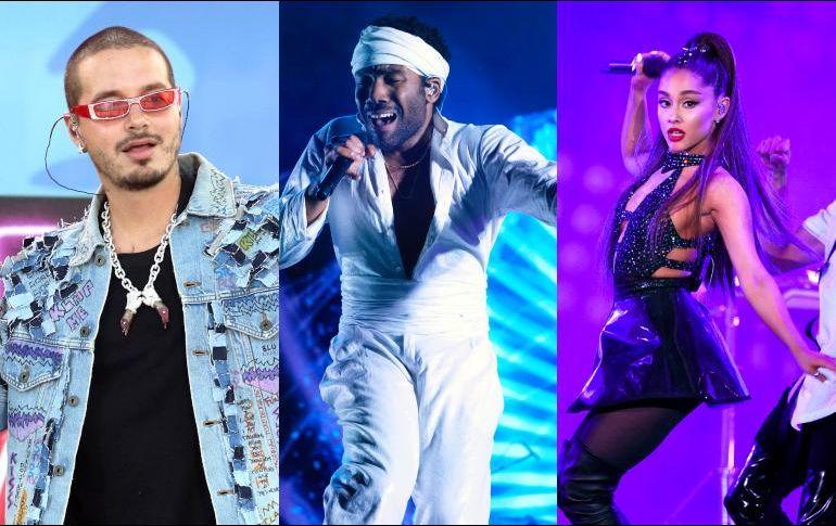Ariana Grande, J Balvin y The Strokes encabezan Lollapalooza