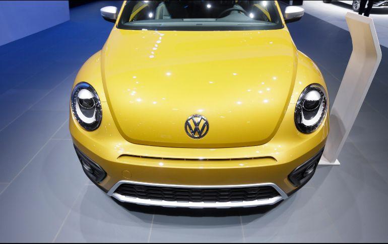 Volkswagen descontinuará al Beetle; lanza edición especial