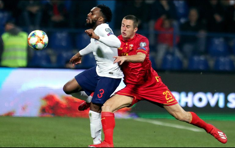Inglaterra goleó a Montenegro y se mantiene puntero - Somos Deporte