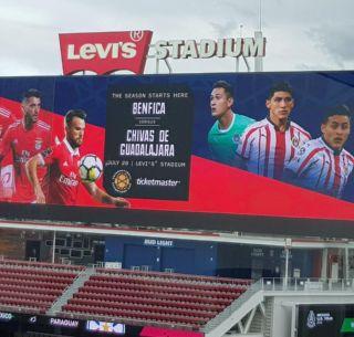 Chivas International Champions Cup Calendario.Chivas Enfrentara A Benfica En La International Champions