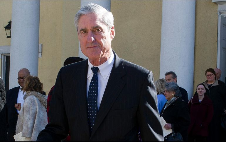 El informe de Mueller no encontró una conspiración delictiva entre Rusia y el equipo de campaña del presidente Donald Trump. AP ARCHIVO