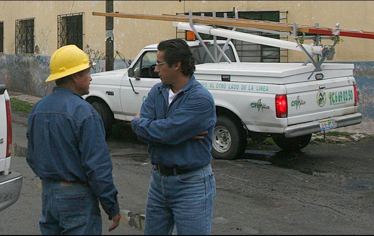 Corte eléctrico afecta a la Península de Yucatán