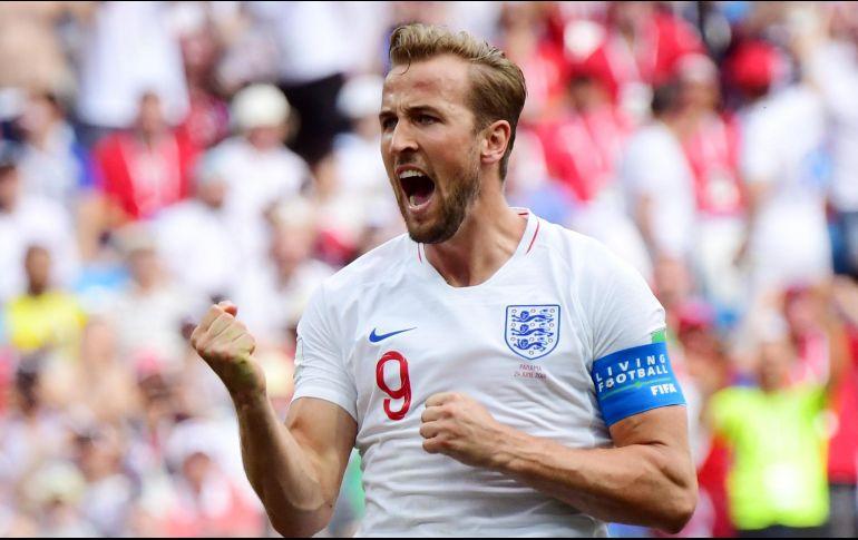 Dura patada a Kane que lo sacó del Tottenham-Manchester en Champions