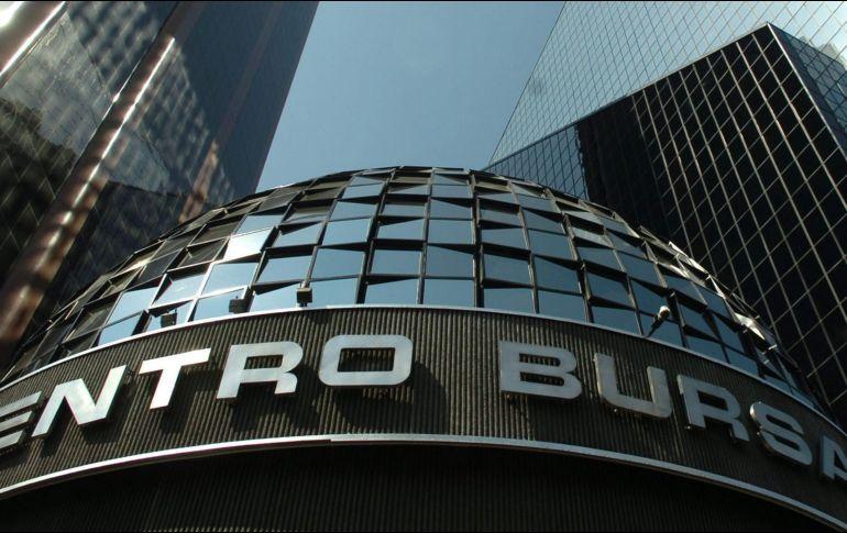 Las emisoras que contribuyeron a la ganancia de la BMV fueron Grupo Financiero Banorte y Grupo México. EFE  ARCHIVO