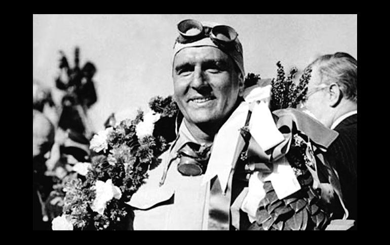 Giuseppe Farina fue el primer ganador de un GP y primer campeón en la historia de la F1. ESPECIAL