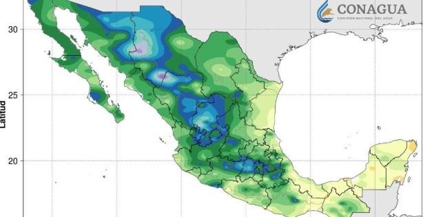 Se reporta onda de calor en gran parte de México