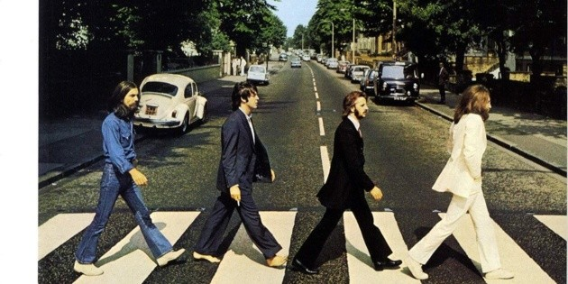 """Abbey Road"" cumple medio siglo"