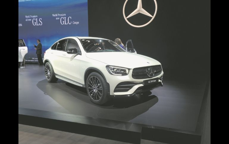 Mercedes-Benz GLC 300 Coupe 2020