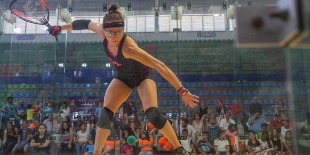 Paola Longoria, octacampeona del certamen panamericano